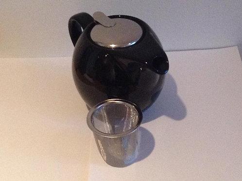 3-4 cup clipper pot black