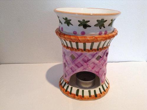Ceramic 2 Piece Lattice