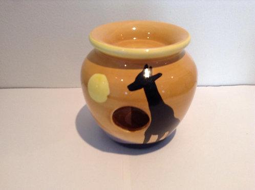 Ceramic with Giraffe