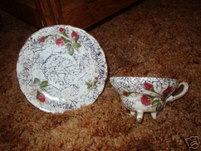 Antique Tea Cups
