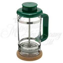 4 cup Tea Press green