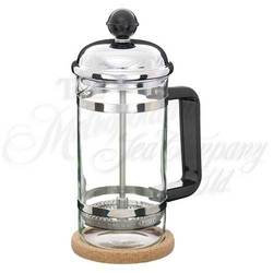 2 cup Tea Press Chrome