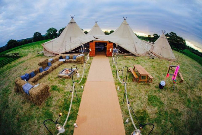 Teepee Open Weekend! – 10th and 11th March 2018