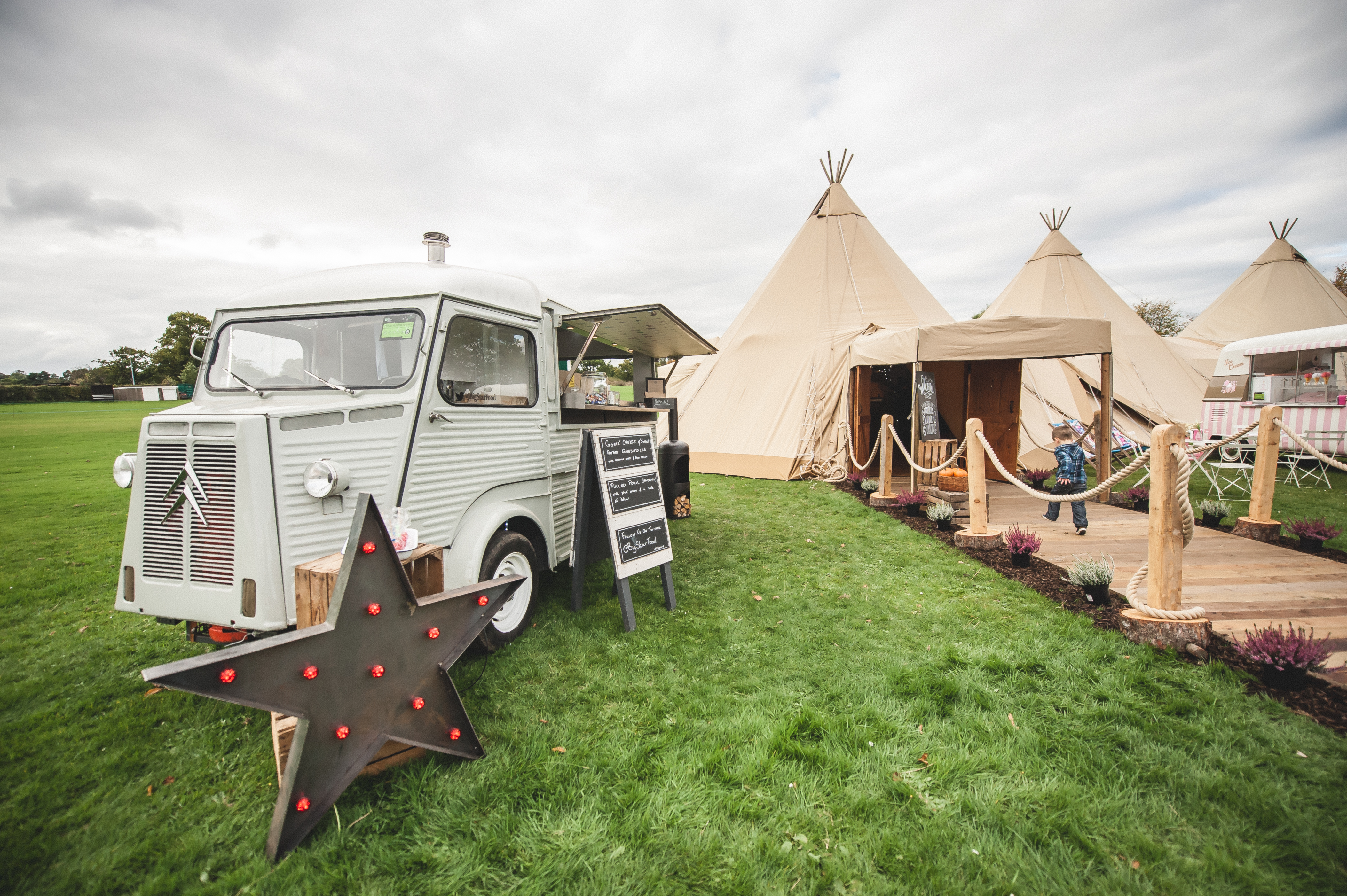 Teepee Tent Hire Open Day 058