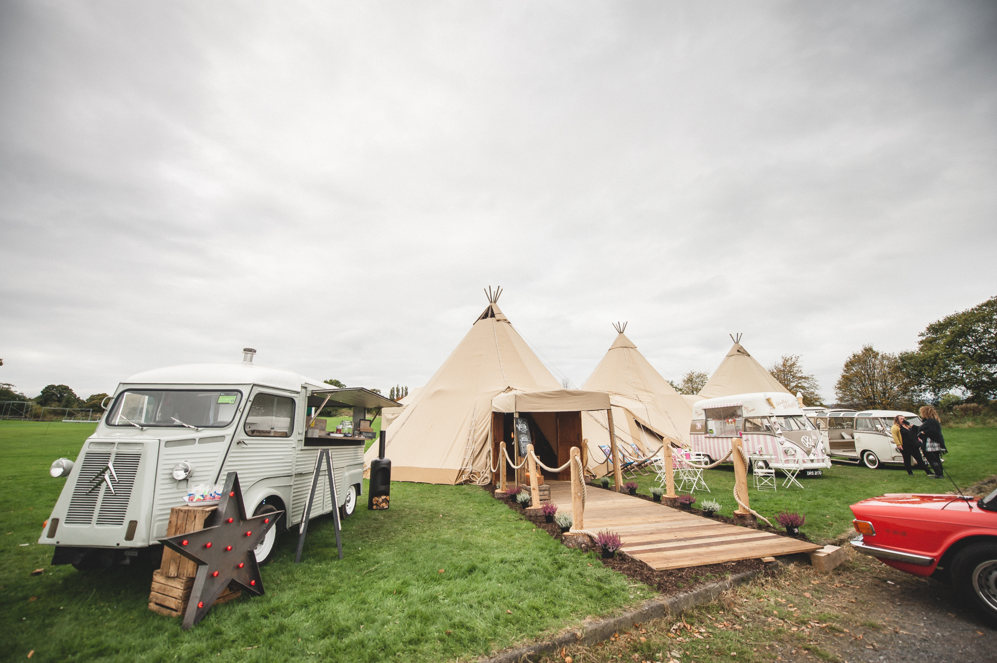 Teepee Tent Hire Open Day 126
