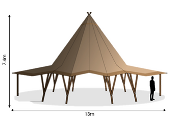 Giant Tipi - Lifted Sides.png