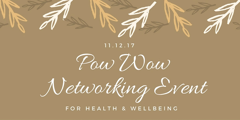 POW WOW Networking Event