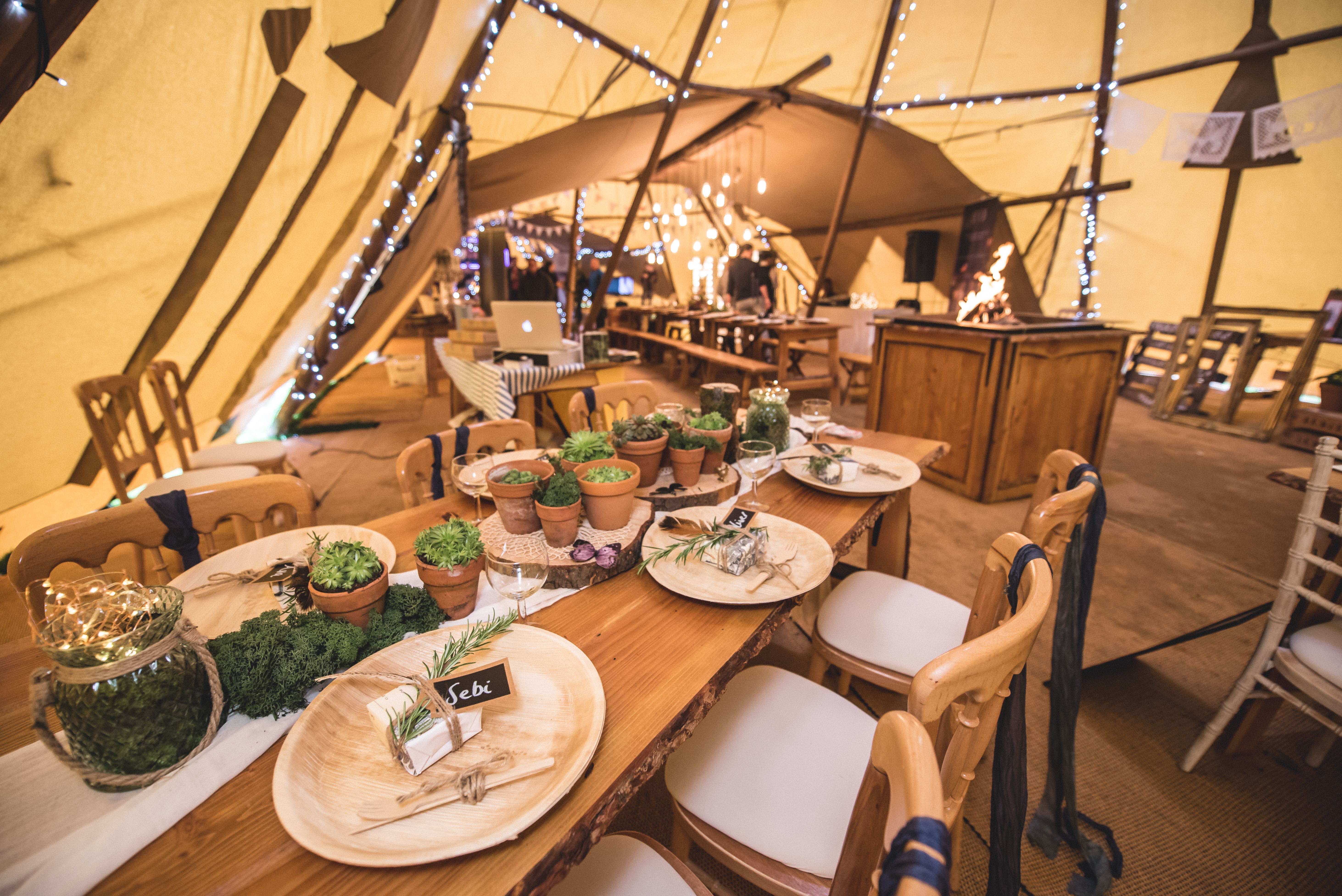 Teepee Tent Hire Open Day 133