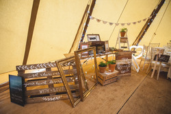 Teepee Tent Hire Open Day 045