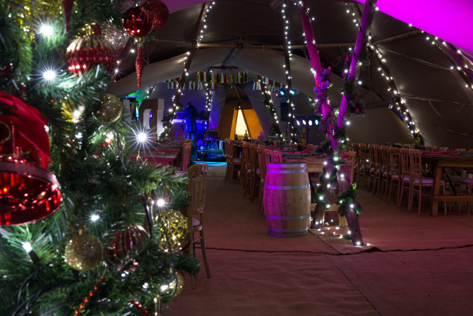 Teepee Christmas Party 2017!