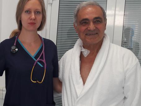Мініінвазивна кардіохірургія - біопротезування тристулкового клапана