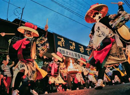 『残したい盛岡のお盆 黒川さんさの門付』を開催しました。