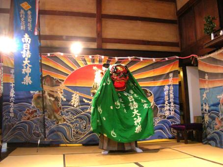 「町家で神楽を楽しむ2019」を開催しました。