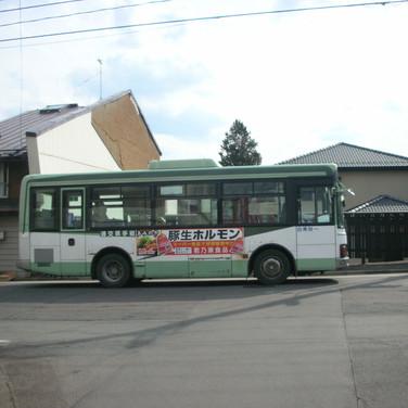 シャトルバス運行。
