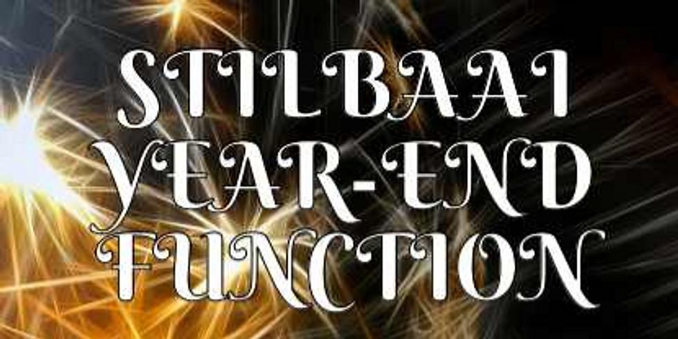 STILBAAI YEAR END FUNCTION