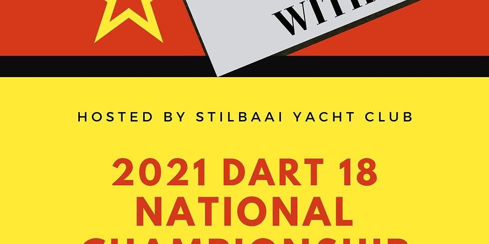 2021 DART 18 NATIONAL CHAMPIONSHIP