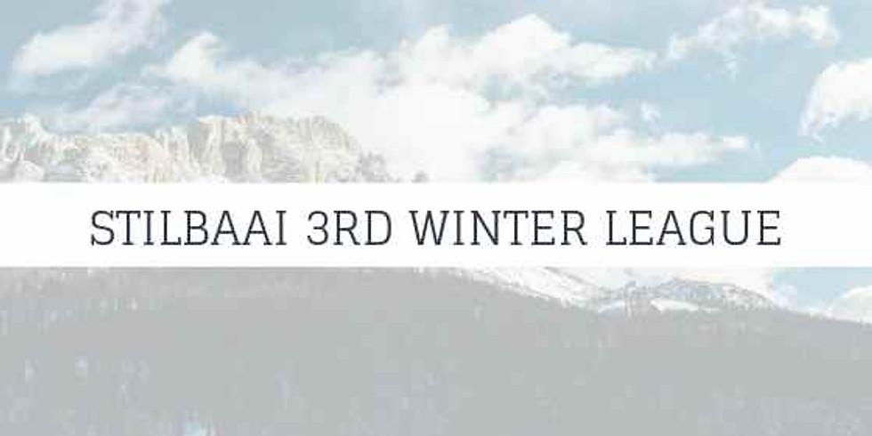Stilbaai 3rd Winter League