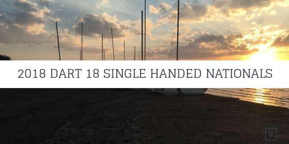 Dart 18 Single Handed Nationals (1)