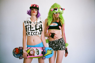 Patricia Field lookbook