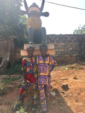 kids in Benin