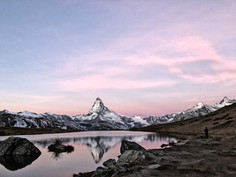 mount zermatt swiss alps