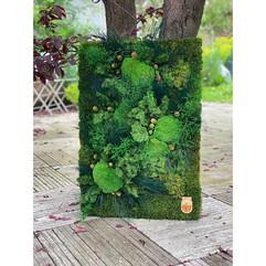 décoration végétale, green, cadeau, rouen et paris