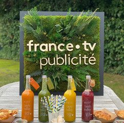 mur végétal - Création végétale France TV