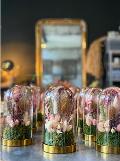 Cadeau fleurs séchées - rouen et paris