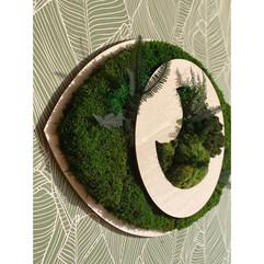 idée logo entreprise naturel et végétal