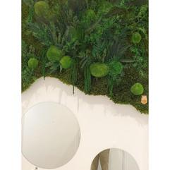 décoration végétale, green, rouen et paris