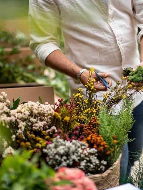 Atelier DIY Chanel / cadre végétal, rouen et paris