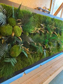 décorations végétales rouen et paris