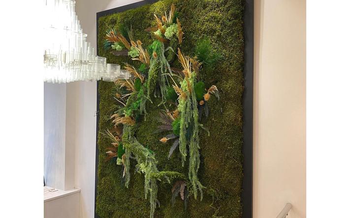 décoration naturelle végétale rouen et paris