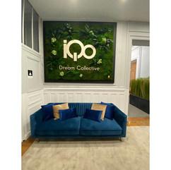 Logo végétal IQO