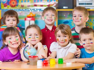 Упражнения по развитию речи в дошкольном возрасте