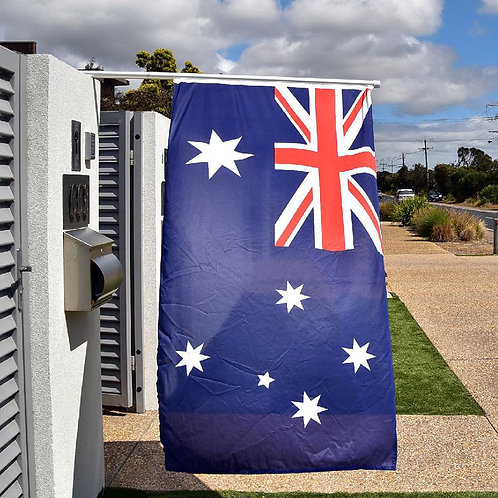 Flag - Australian National Flag - With Sleeve