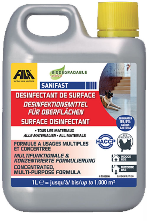 FILA Sanifast (CONCENTRATED DISINFECTANT)