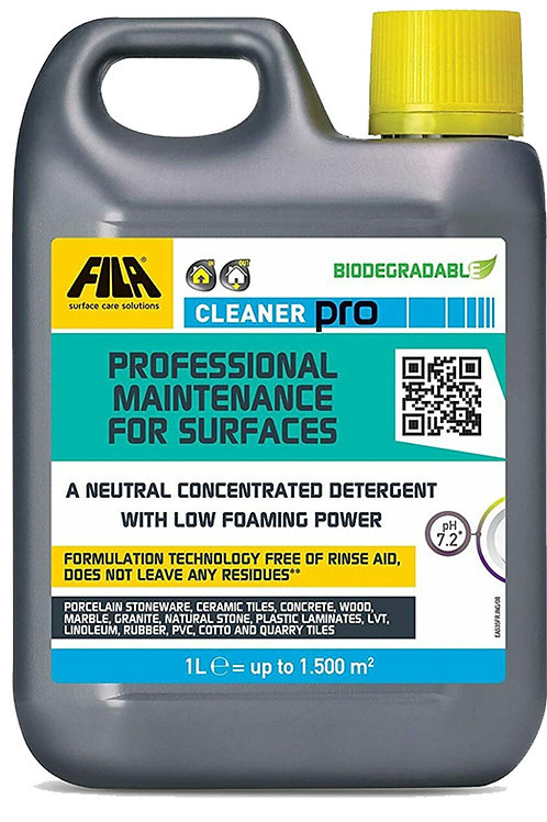 FILA Cleaner Pro (MAINTENANCE CLEANER)