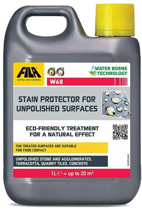 FILA W68 (WATER-BASED IMPREGNATING SEALER)