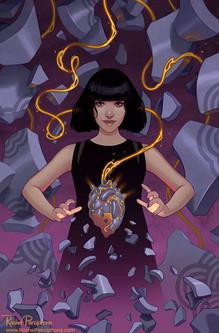 The Girl Of Broken Pieces