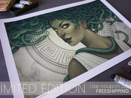 New Product: Limited Edition Prints