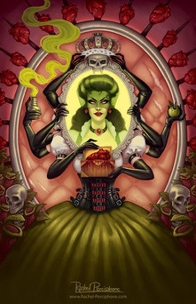 Twisted Endings - Evil Queen