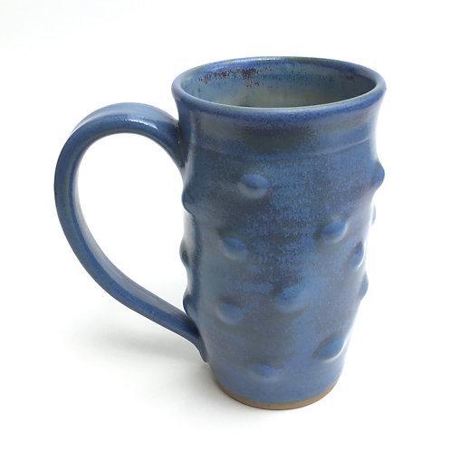 Bumpy Stein (mottled blue)