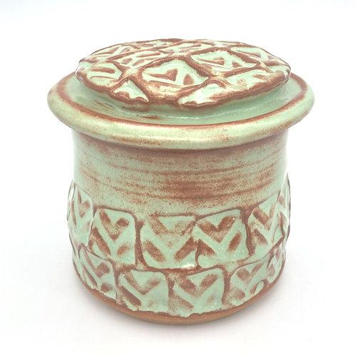 Honey Pot (Rusty Green)