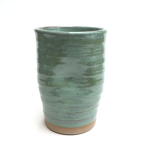 Tumbler (green and grey)