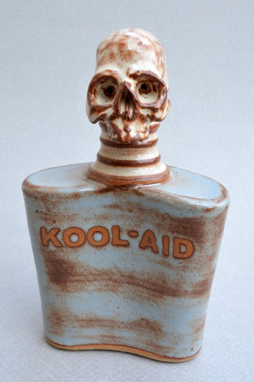 KOOLAID FLASK (MADE TO ORDER)