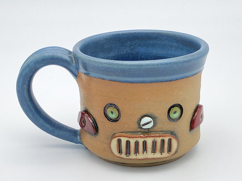 Robot Cup (blue)