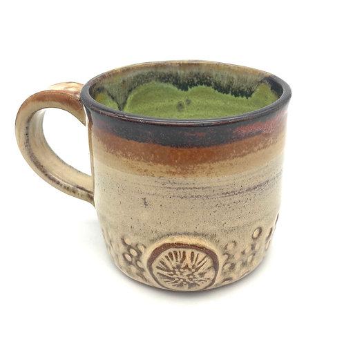 Stamped Mug