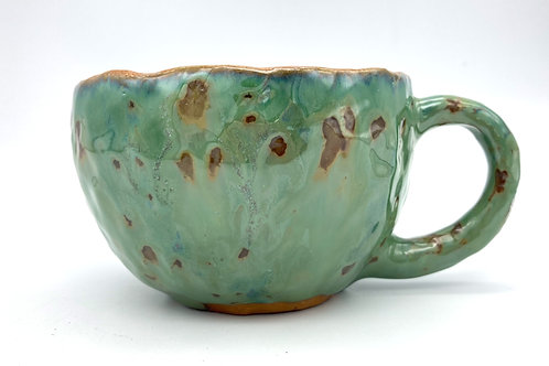 Pinched TeaCup