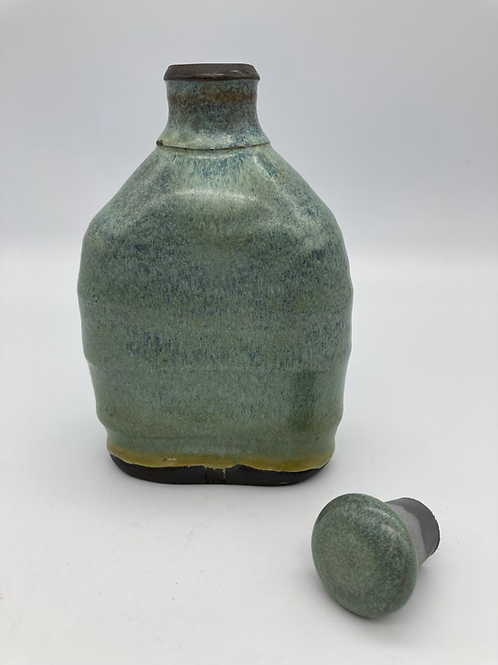 Flask (Stoney green)